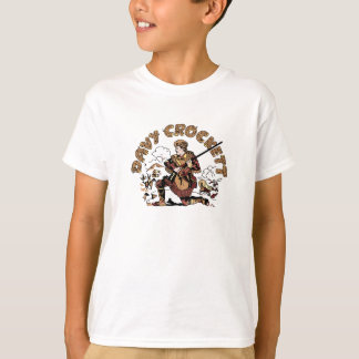 Retro Davy Crockett T-Shirt