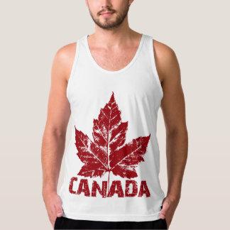 Rétro débardeur du Canada du Canada de chemise