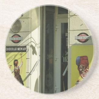 Retro Deco Drink Coaster