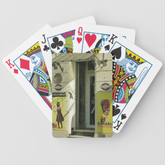 Retro Deco Poker Deck