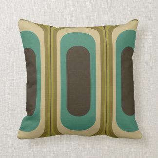 Retro decorative pillow 70s 60s