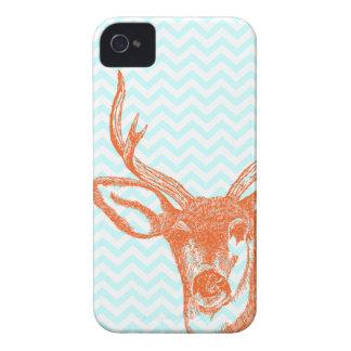 Retro Deer iPhone 4 Case
