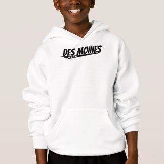 Retro Des Moines Logo
