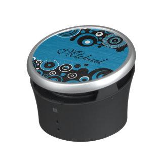 Retro design speaker