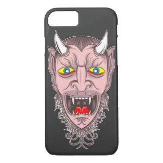 Retro Devil Illustration iPhone 8/7 Case