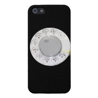 Retro dial phone funny old school telephone mobile iPhone 5/5S covers