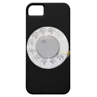 Retro dial phone funny old school telephone mobile iPhone 5 covers
