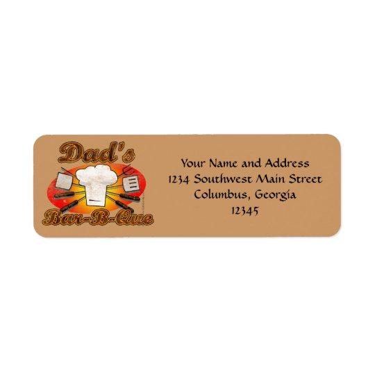 Retro Diner, Dad's Bar-B-Que