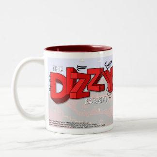 Retro Dizzy Spellbound Mug