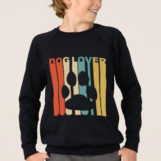 Retro Dog Lover Sweatshirt