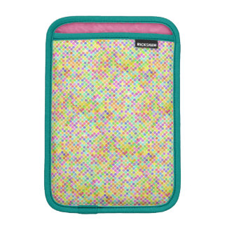 Retro Dots iPad Mini Sleeve