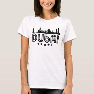 Retro Dubai Skyline T-Shirt