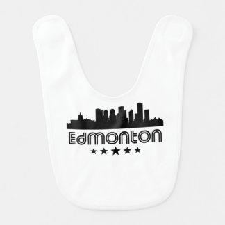 Retro Edmonton Skyline Bib