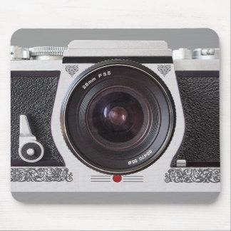 Rétro effet de l appareil-photo 80s sur un tapis d