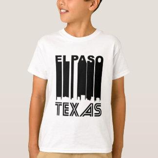 Retro El Paso Skyline T-Shirt