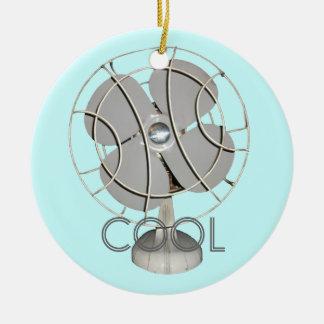 Retro Electric Fan Ornament