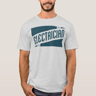 retro electrician T-Shirt
