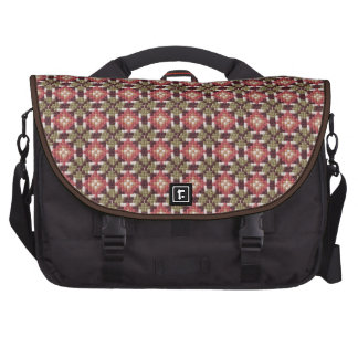 Retro embroidery laptop bag