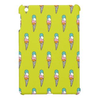 Rétro été de crème glacée coques iPad mini