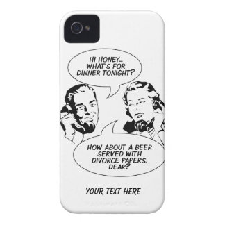 Retro Feminist Humor iPhone cases