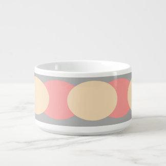 Retro Fifties Design Pattern Chilli Bowl