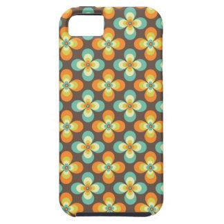 Retro Floral iPhone 5 case