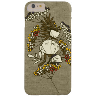 Retro floral iphone/ipad case