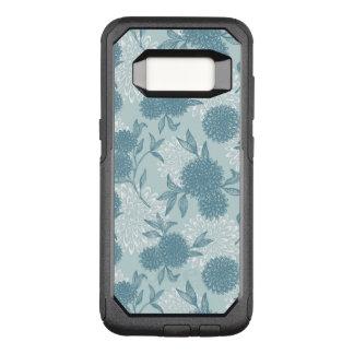 Retro Floral Pattern 2 2 OtterBox Commuter Samsung Galaxy S8 Case