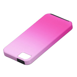 Retro Fluoro Pink iPhone Case