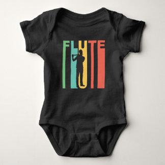 Retro Flute Baby Bodysuit
