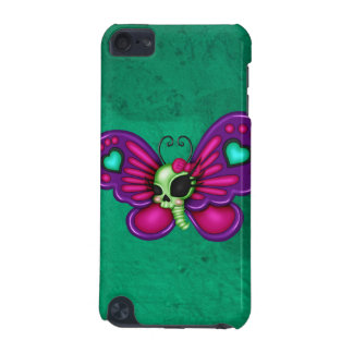 Retro Fun Zombie Butterfly iPod Touch (5th Generation) Cases