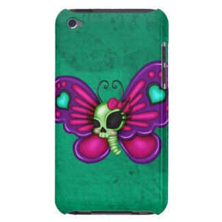 Retro Fun Zombie Butterfly iPod Touch Cases