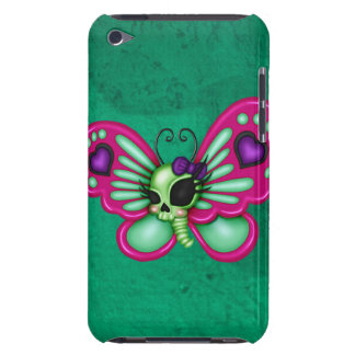 Retro Fun Zombie Butterfly iPod Touch Cover