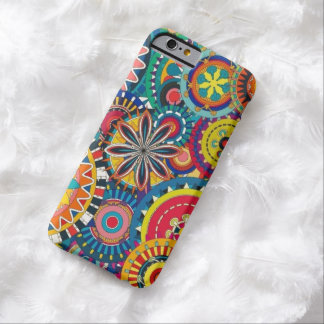 Retro Funk Barely There iPhone 6 Case
