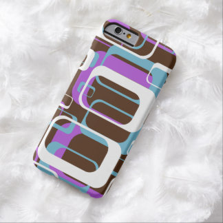 Retro Funky Cool Geometric Squares iPhone 6 Case
