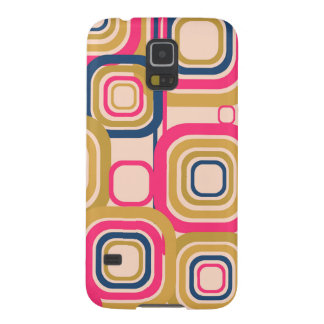 Retro Funky Square Design Cases For Galaxy S5