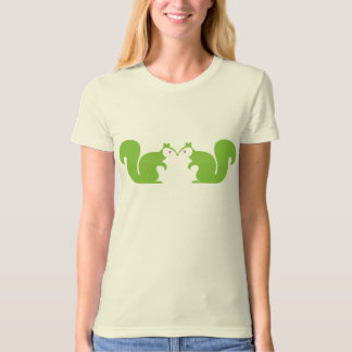 Retro Funky Squirrel Chipmunk Shirt