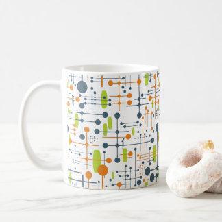 Retro Futuristic Coffee Mug