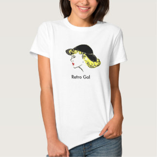 Retro Gal Shirts