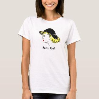 Retro Gal (X-Large) T-Shirt