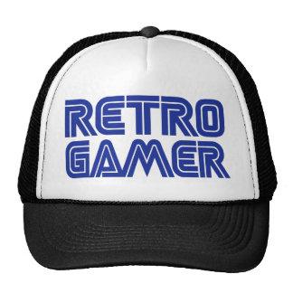Retro Gamer Mesh Hats
