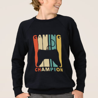 Retro Gaming Champion Sweatshirt