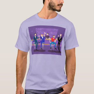 Retro Gay Bar T-Shirt