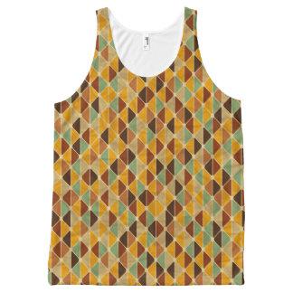 Retro geometric pattern 3
