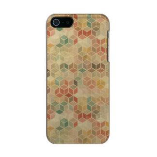 Retro geometric pattern 5 incipio feather® shine iPhone 5 case