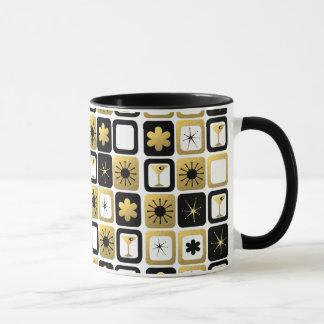 Retro Glamorous Gold Mug