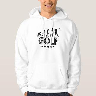 Retro Golf Evolution Hoodie