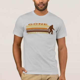 Retro Gone Squatchin T-Shirt