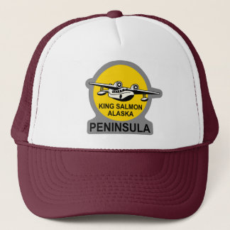 Retro Goose Trucker Hat