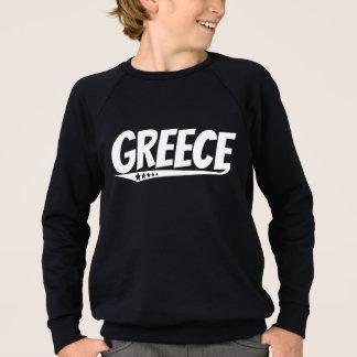 Retro Greece Logo Sweatshirt